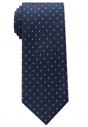 ETERNA TIE PINK/BLUE SPOTTED