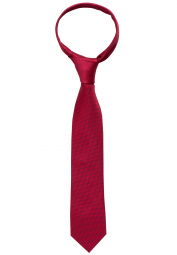 ETERNA TIE RED STRUCTURED