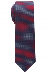 ETERNA TIE BORDEAUX STRUCTURED