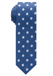 ETERNA TIE BLUE SPOTTED