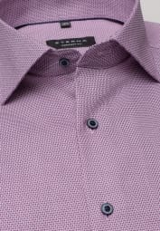 ETERNA LONG SLEEVE SHIRT COMFORT FIT ORCHID STRUCTURED