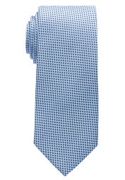 ETERNA TIE LIGHT BLUE STRUCTURED