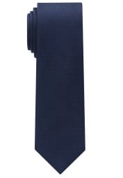 ETERNA TIE NAVY STRUCTURED