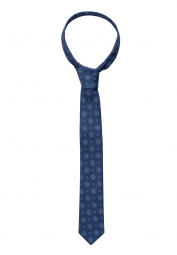 ETERNA TIE ORANGE PATTERNED