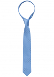ETERNA TIE LIGHT BLUE SPOTTED