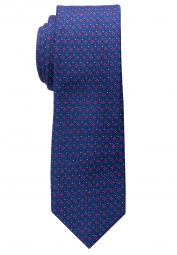 ETERNA TIE PINK/BLUE PATTERNED