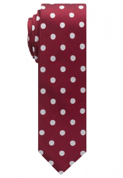 ETERNA TIE RED/WHITE SPOTTED